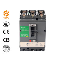 CVS100 3P electrical mccb circuit breaker manufacturer for industrial