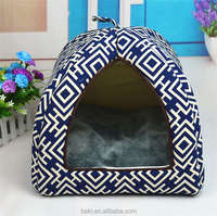 New Design China Supplier Wholesale Pet Products Dog House Kennel Bed