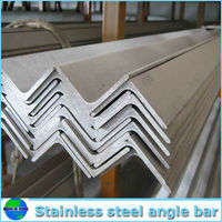 304 stainless angle steel with perforated stick