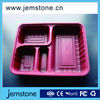 good quality takeaway food packaging/plastic food tray round