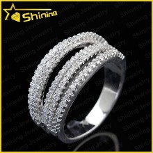 china manufacturer micro pave zirconia cz imitation jewellery