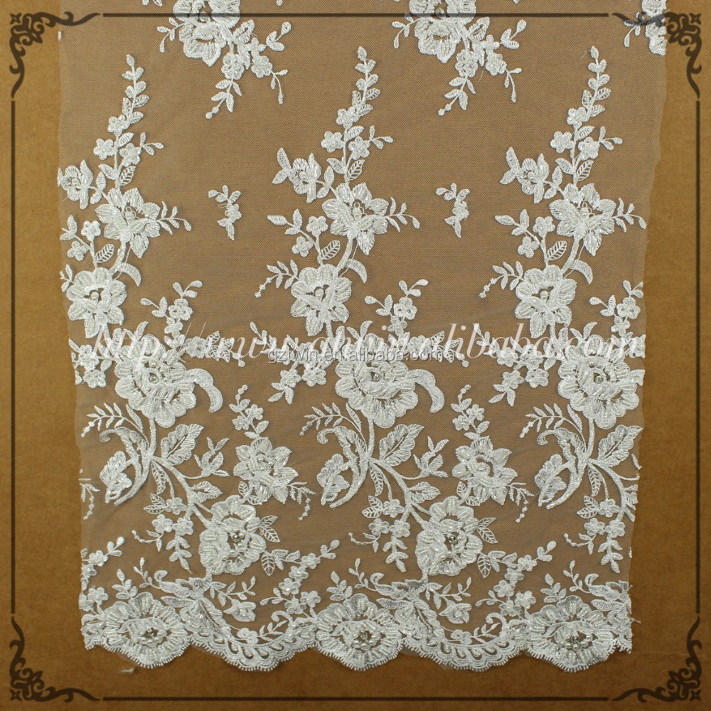 Cheap Lace Fabric for Curtains Wedding Lace Fabric Wholesale for Garment