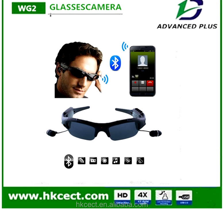 MP4/H.264 JPEG Picture Format all types hidden camera glasses
