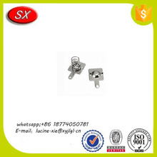 Tin-plating spring steel aa battery contact spring / Battery Terminals