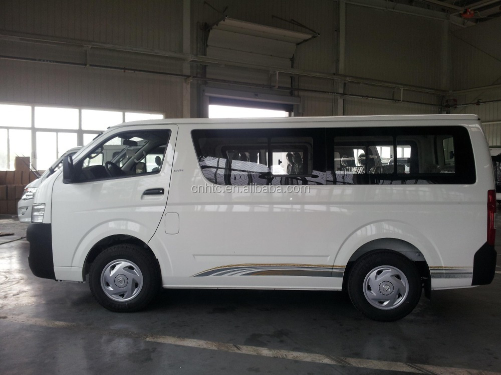 LEFT HAND DRIVEN MINI BUSES FOTON BRAND