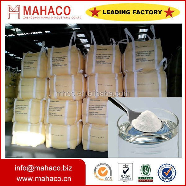 soda ash light sodium bicarbonate powder manufacture of glass