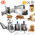 Popular India Small Scale Production Line Industrial Peanut Butter Making Machine