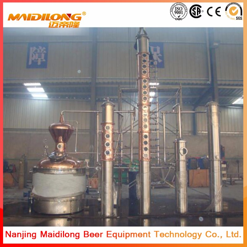 Stainless Steel Home Brewing Beer Distilled Equipment