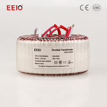 Ac 50Hz/60Hz Transformer 200VA 110v to 12v Toroidal Transformer