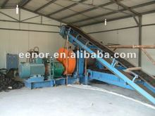 Waste Tire Processing Plant / Tire Recycling Reclaimed Rubber Making Machine