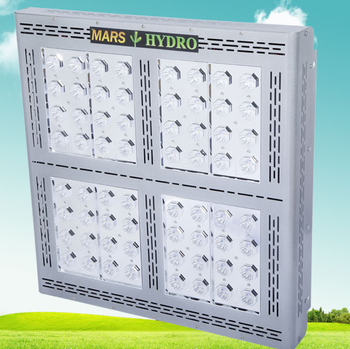 New Products Agricultur Mars Hydro Full Spectrum Mars Pro II Epistar 320 LED Grow Light forIndoor Plant grow led lighting