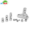 Precision CNC Machining Aluminum Pedal Hardware Throttle Bracket