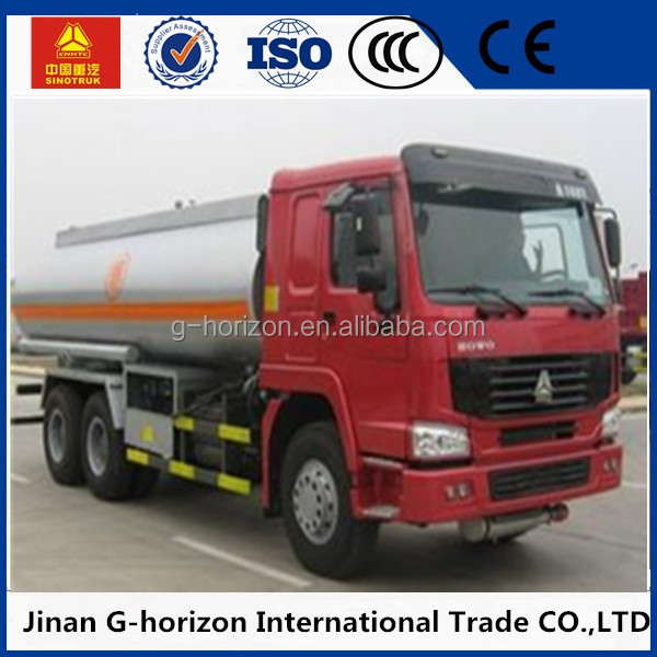 Top quality new design diesel gas oil tanker trucks sale