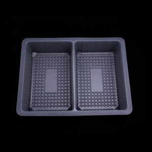 Custom Plastic Clear PET Material Disposable Packing Box for Fruit
