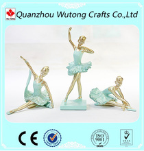 Custom Ballet resin Dancer Figurine Factory