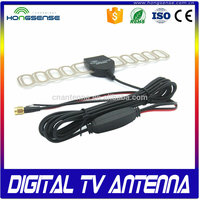 top rated supplier flat indoor hdtv antenna high gain ku 60cm satellite dish/tv antenna