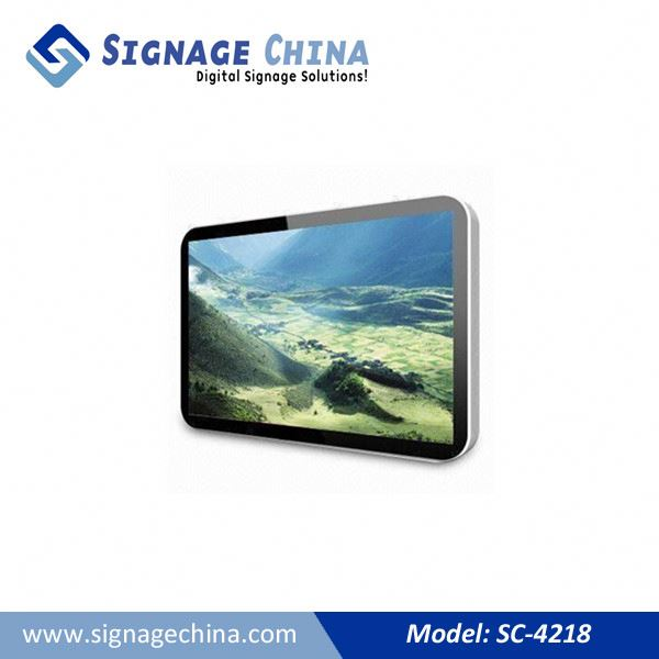 42 inch lcd advertising player touch screen for kiosk vertical digital signage store kiosk full hd lcd advertisement display