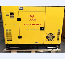 12KW Home Used Silent Water Cooled Diesel Generator For Sale