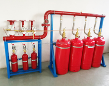 HFC-227ea gas fire extinguishing Fm200, system fm200 gas