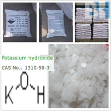 90% reagent White flakes Potassium Hydroxide/Caustic Potash/KOH raw material for washing soap, cream and shampoo
