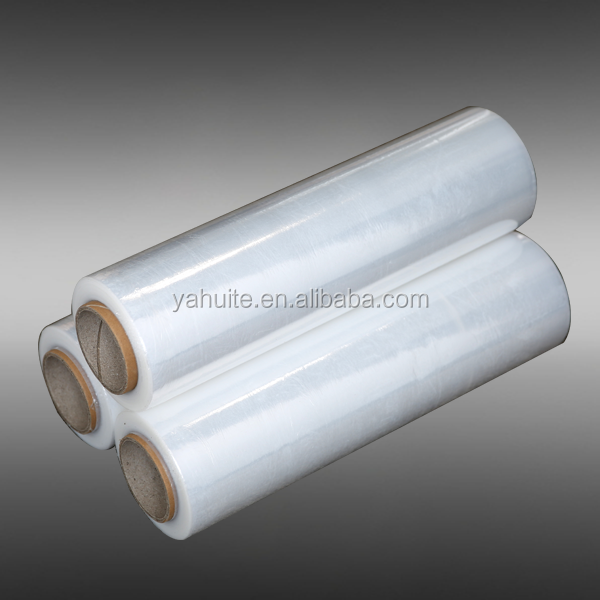 LLDPE transparent wrap stretch film