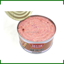 China top canned food brands wholesale canned meat Brazil canned corned beef