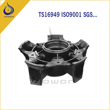 sand casting wheel hub for trailer axle/iron casting/trailer wheel hub