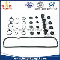 Automobile Engine Rubber Door Airtight Seal Gasket Kit