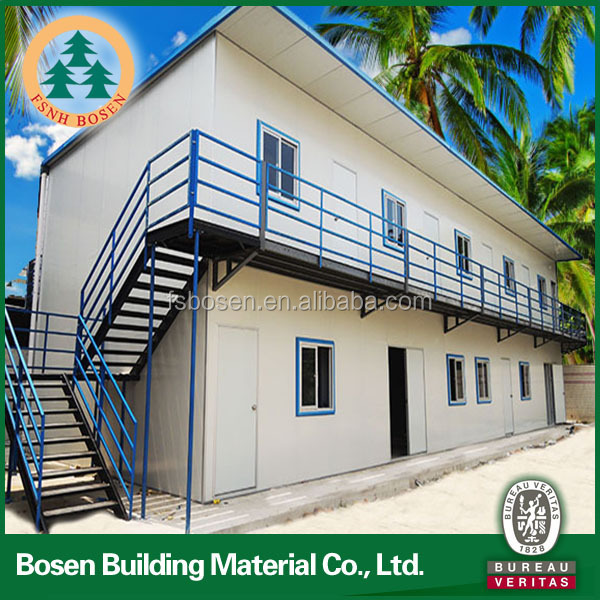 China latest applicative prefab portable cabin for working or living