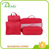 A set popular nylon material outdoor ladies travelling bag