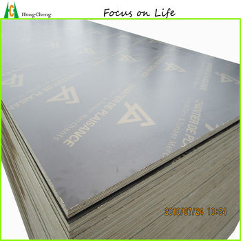 cheap price water boiled proof plywood for concrete