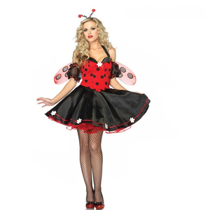 High Quality Sexy Animal Cosplay Party Costume Halloween Fancy Dress For Women
