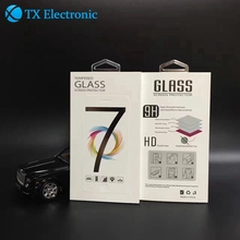 Wholesale glass screen protector for iphone 7,3d diamond design screen protector for iphone 7