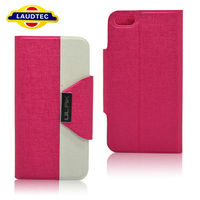 For iPhone5 Luxury Wallet Leather Case, Wallet Case With Slots for iPhone 5
