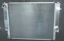 2 Rows Full Aluminum Radiator for BMW E36 1992-1999