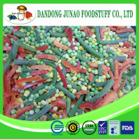 New crop Mix Vegetables frozen vegetables factory