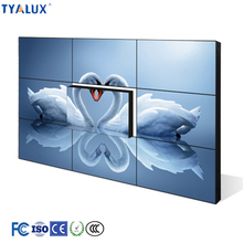 "China Wholesale lcd led tv 4K display supported 55"" indoor video wall display"