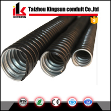 plastic coated galvanized flexible electrical conduit