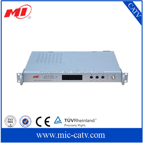 Top quality CATV transmitter receiver manufacturer from China