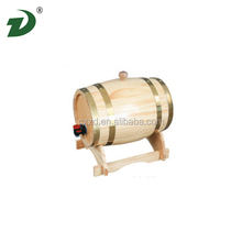 2014 Hot-selling cheap natural wooden wood barrel for sale