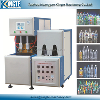 semi automatic can blow moulding machine
