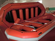 Self-sailing 0.9mm pvc avon inflatable drifting boat,river boat,raft boat for sale.