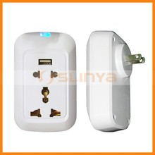 Android IOS Mobile Phone Compatible Remote Control Wifi Socket Remote Control Smart Socket Wifi Plug Socket