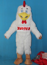 High quality plush good vision foghorn leghorn costumes adult foghorn leghorn mascot costume