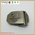BUC10232 fashionable custom iron belt buckle parts for belt nickle free
