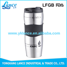 18/8 Stainless Steel Car Travel Mugs temperature color change cup
