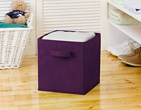 Collapsible Design Foldable Fabric Storage Boxes