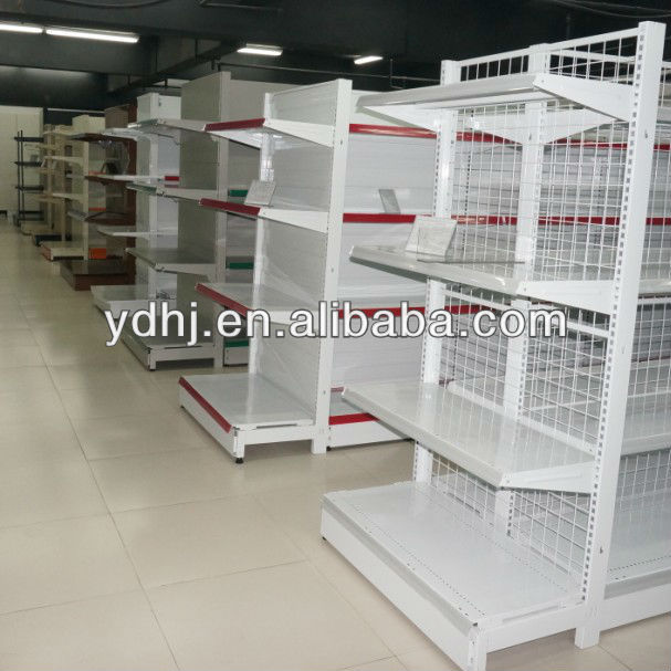 High Grade Supermarket Convenience Store Grocery Display Shelf
