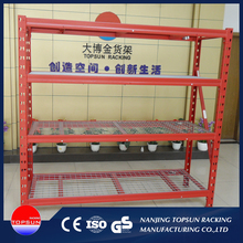 Nanjing TOPSUN Special-style Most Popular Hair Color Storage Rack