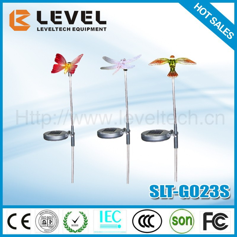 Hummingbird/Dragonfly/Butterfly Color Changing LED Solar Stake Lights For Outdoor Garden